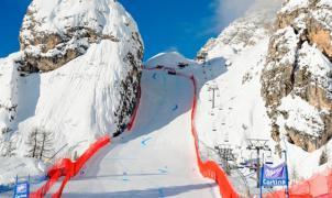 La FIS decidirá el 1 de julio si se aplazan los Mundiales de esquí de Cortina al 2022