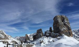 Coronavirus: Cortina d'Ampezzo ofrece vacaciones de esquí gratuitas a profesionales de la salud
