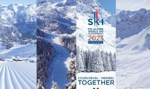Courchevel construirá un nuevo estadio de velocidad para los Mundiales de Esquí de 2023