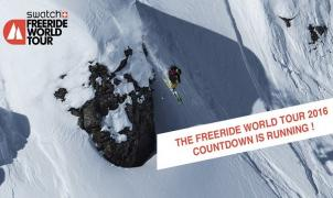Empieza la cuenta atrás para la novena edición de Swatch Freeride World Tour
