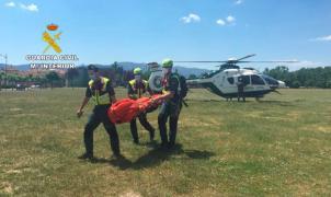 Localizan el cuerpo del senderista madrileño desaparecido en la Sierra de Ayllón hace 7 meses