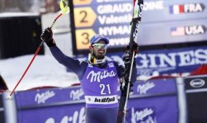 Dominik Paris gana el Descenso de Kvitfjell y deja el Globo de Cristal en el aire