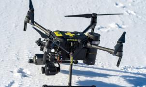 Los 3 Valles utilizarán drones con cámara térmica y ultra-zoom para salvar vidas