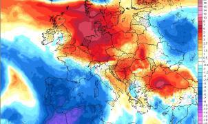 Previsión Meteo Fin de Semana y más allá: las borrascas se apoderan de la Península con nevadas