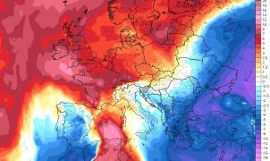 Previsión Meteo Semana Santa: Borrasca en el Sur y Levante, el domingo llegaría la Pirineo