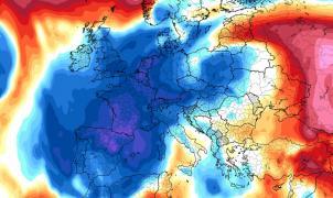 Meteo: Llega la cuarta nevada a los Pirineos y la Cantábrica de un otoño excepcional