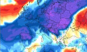 Alerta Meteo: media Península se cubrirá de nieve y la otra media de agua en las próximas 36 horas