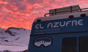 El Azufre retrasa su apertura al público hasta el 2022, aunque ya tiene nieve