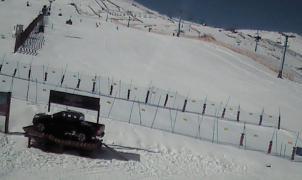 El Colorado inicia hoy temporada de esquí con la apertura pista Pingüino