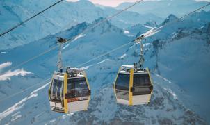 Mt Elbrus, la estación de esquí más alta de Europa, extiende temporada hasta finales de mayo