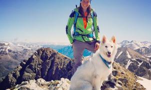 Proyecto Dakota´s Summit, el perro que se hizo alpinista