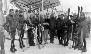 La RFEDI impulsa un libro sobre la historia de los deportes de nieve en España