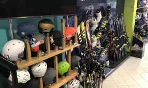 Mejora el volumen de ventas del material textil esquí, sobre todo para hombres
