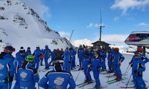 ¿Cuánto durará el monopolio de las clases de esquí en Formigal Panticosa?