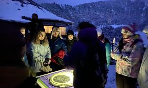 Un après-ski estelar en la estación de esquí de Espot