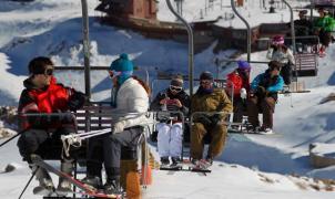 Los esquiadores brasileños lideran el ránking de afluencia a los centros de ski de Chile