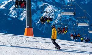 El borrador de desescalada de la Generalitat pone limitaciones al esquí hasta el próximo enero
