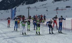 Decididos los campeones de la Copa España de Esquí de Fondo