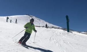 esquiador masella la tosa
