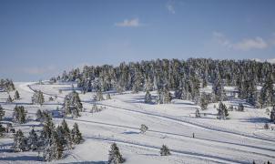 Pistoletazo de salida de la temporada de nórdico en el Pirineo francés