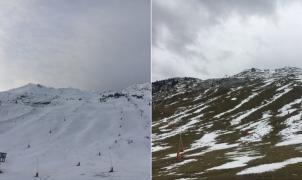 Hay poca nieve en las estaciones de esquí ¿Soluciones?