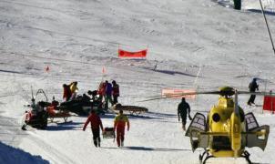 La Guardia Civil lanza una campaña de prevención de accidentes en las pistas de esquí