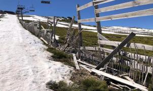 La Covatilla ha perdido 648.500 euros en apenas tres meses de temporada de esquí
