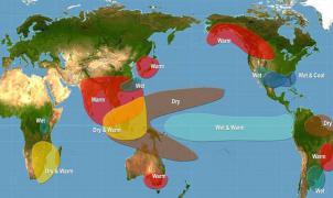 El Niño llega a Estados Unidos, conoce la previsión meteorológica para este invierno