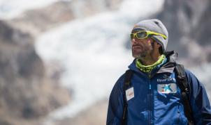 Ferran Latorre inicia un nuevo reto: El Nanga Parbat (8.126 m)