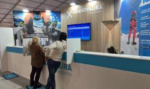Fira de Andorra: Las ventas de forfaits de temporada se sitúan en niveles pre-pandemia