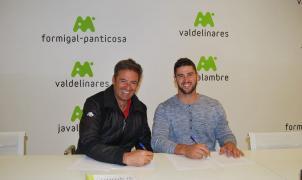 Lucas Eguibar será imagen de Aramón y diseñará los boardercross del grupo