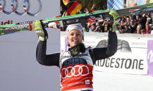 La campeona olímpica Viktoria Rebensburg se retira del esquí