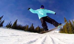 Flat Tricks, flexa y torsiona tu snowboard hasta limites insospechados