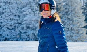 """Polémico accidente de esquí de la """"famosa"""" Mar Flores en Andorra"""