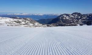 Comienza la temporada de esquí de verano en Noruega