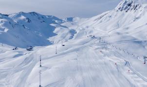 Aramón Formigal-Panticosa llega a los 100 km de pistas y hasta 130 cm de nieve