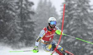 Doblete de Bassino en Kranjska Gora y otro nuevo campeón, Foss Solevaag, en Flachau