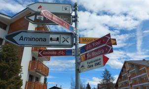 ¿Puede una estación de esquí abrir los 12 meses del año?
