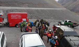 Hallado el cuerpo del andinista desaparecido tras la avalancha del Cerro Bastión en los Andes