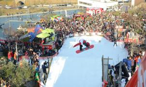 La copa de Europa FIS de Snowboard llega a Portugal