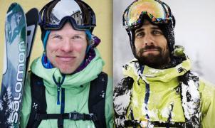 Sigue sin recuperarse los cuerpos de los esquiadores A. Fransson y JP. Auclair desparecidos en una avalancha