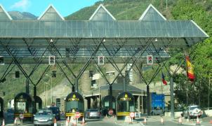 Colas kilométricas para acceder a Andorra