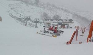 Fuentes de Invierno abrió por fin la temporada de invierno