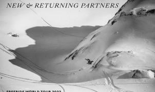 El Freeride World Tour suma nuevos partners para este 2022