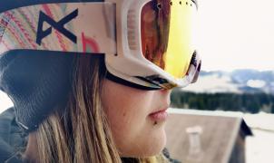 Consejos para protegerse los ojos y no sufrir ceguera de nieve en el esquí