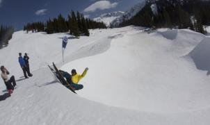 Gentemstick: Una nueva forma de hacer Snowparks