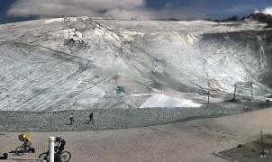 El glaciar de Les 2 Alpes también cierra unos días antes de lo previsto