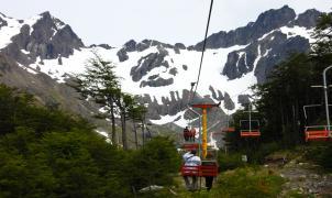 Ushuaia reabrirá la estación de esquí de Glaciar Martial