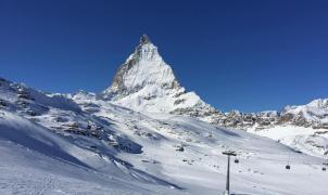 Suiza e Italia en disputa por el movimiento de las fronteras por el derretimiento del glaciar