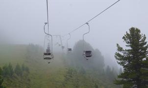 Desaparece el último telesquí y telesilla combinado de Austria